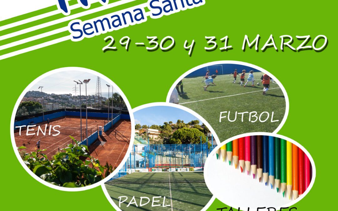 Multideporte Semana Santa 2021